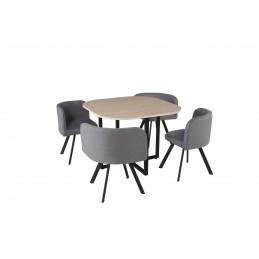Ensemble table et chaises -...